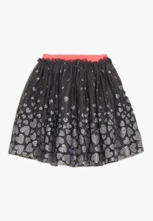 A-line skirt - dunkel grau