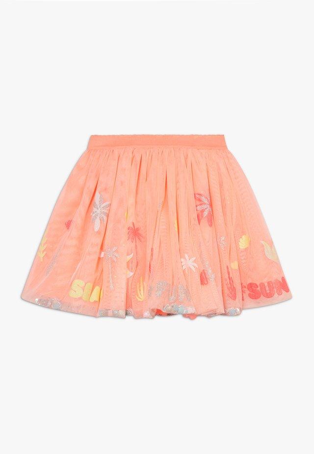 PETTICOAT - A-snit nederdel/ A-formede nederdele - peach