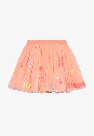 PETTICOAT - Spódnica trapezowa - peach