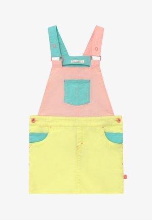 Sukienka jeansowa - multi-coloured