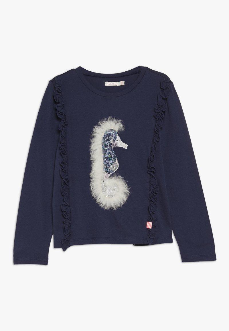 Billieblush - Langærmede T-shirts - marine
