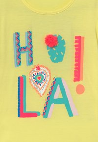 Billieblush - T-shirt z nadrukiem - lime - 3