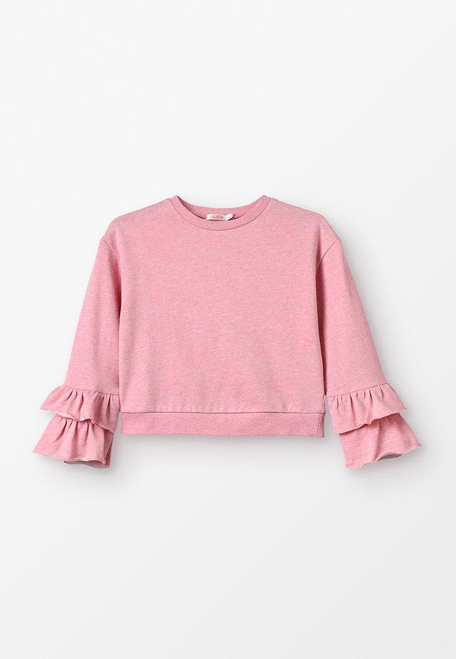 Sweater - himbeer