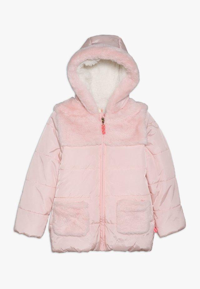 Zimní bunda - rose