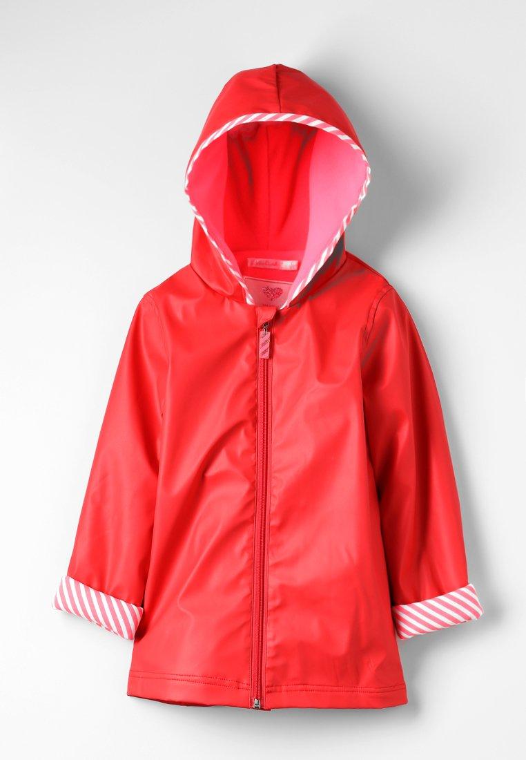 Billieblush - Regenjacke / wasserabweisende Jacke - neon rot