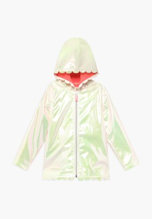 RAIN COAT - Regnjacka - light grey