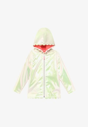 RAIN COAT - Regnjakke / vandafvisende jakker - light grey