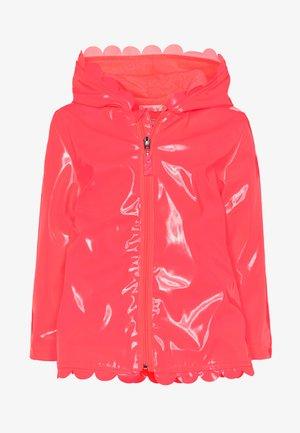 RAIN COAT - Vodotěsná bunda - fuchsia
