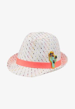 HAT - Hut - white