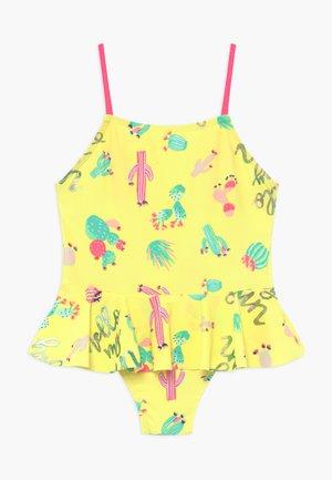 Kostium kąpielowy - yellow