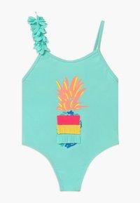 Billieblush - SWIMMING COSTUME - Kostium kąpielowy - turquoise - 0