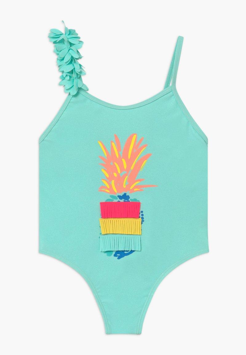 Billieblush - SWIMMING COSTUME - Kostium kąpielowy - turquoise