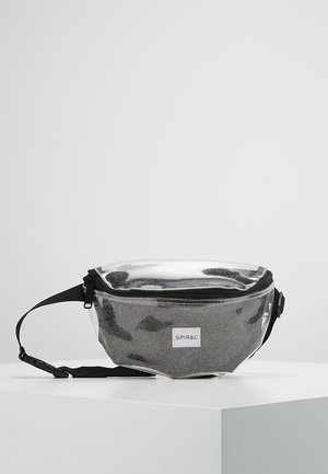 BUM BAG - Gürteltasche - silver