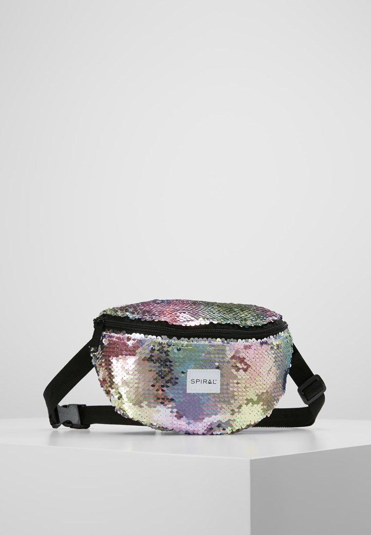 Spiral Bags - BUM BAG - Bæltetasker - rainbow