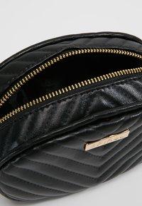 Spiral Bags - LABEL BUM BAG - Ledvinka - black - 4