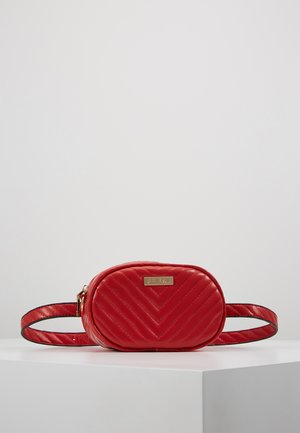 BLACK LABEL - BUM BAG - Bum bag - bisou - lipstick red