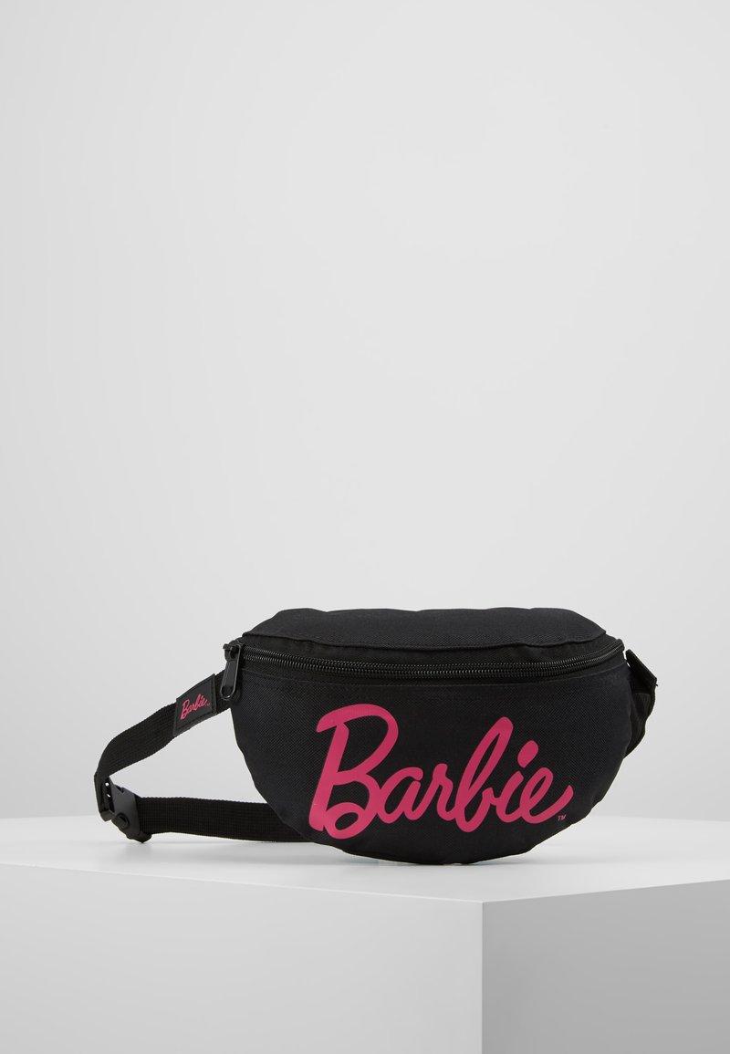Spiral Bags - BARBIE BUM BAG - Ledvinka - classic black