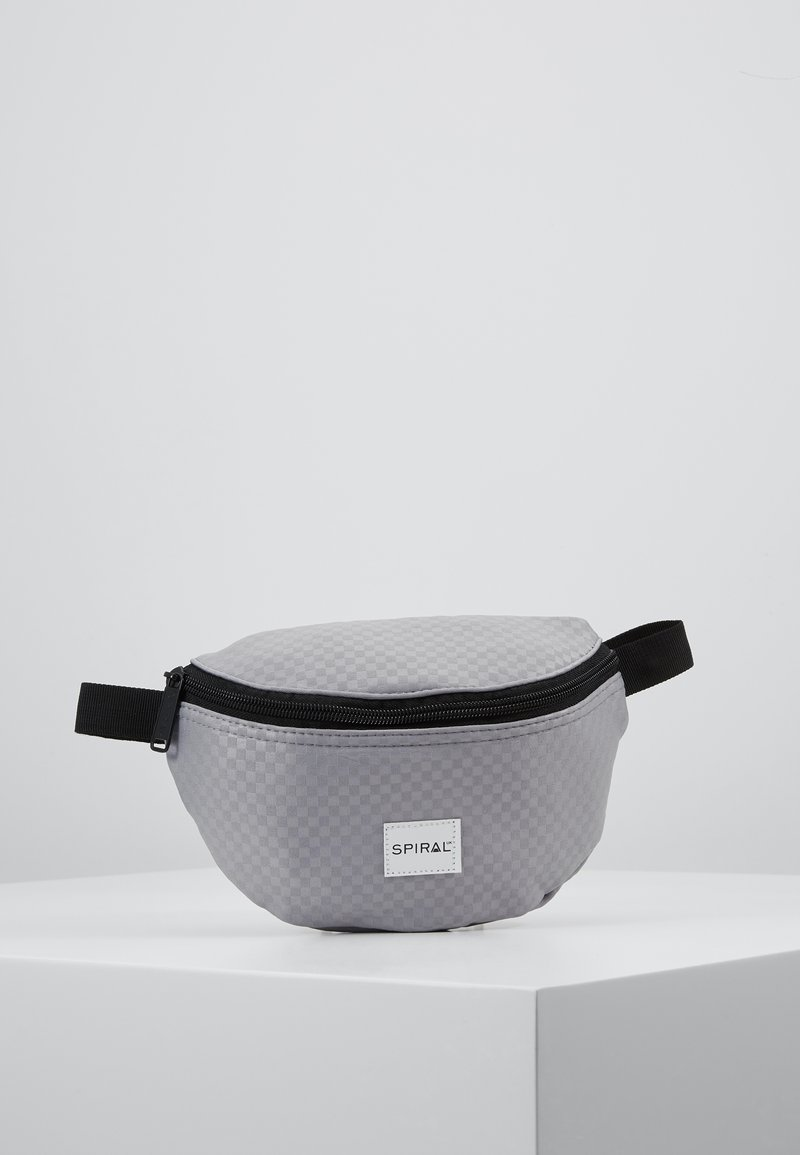 Spiral Bags - BUM BAG - Rumpetaske - palace grey