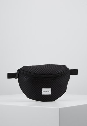 BUM BAG - Saszetka nerka - palace black