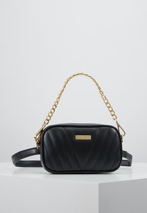 LABEL BUM BAG - Rumpetaske - montreal black
