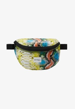 BUM BAG - Ledvinka - multicoloured