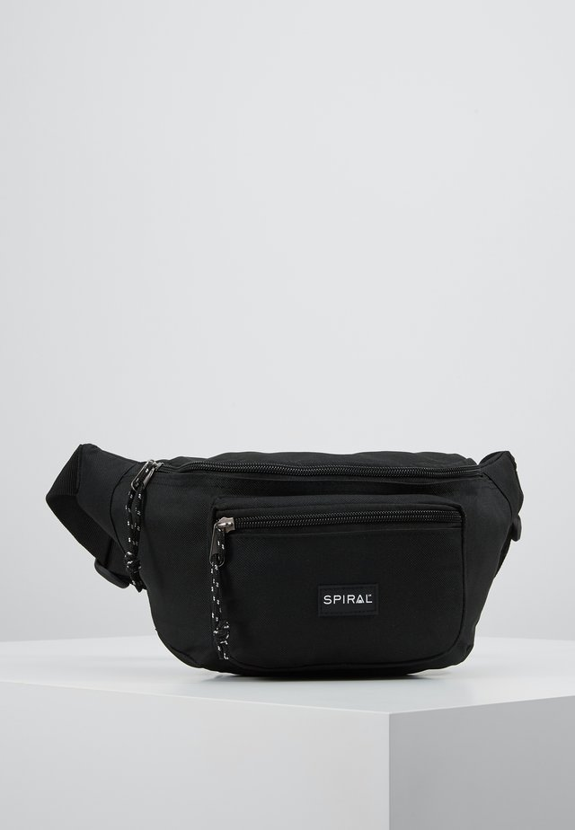 OG BUM BAG - Ledvinka - black