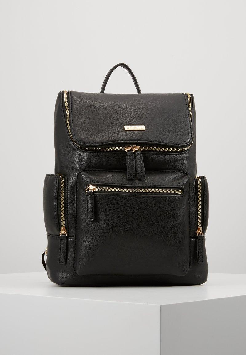 Spiral Bags - LANGLEY - Batoh - black