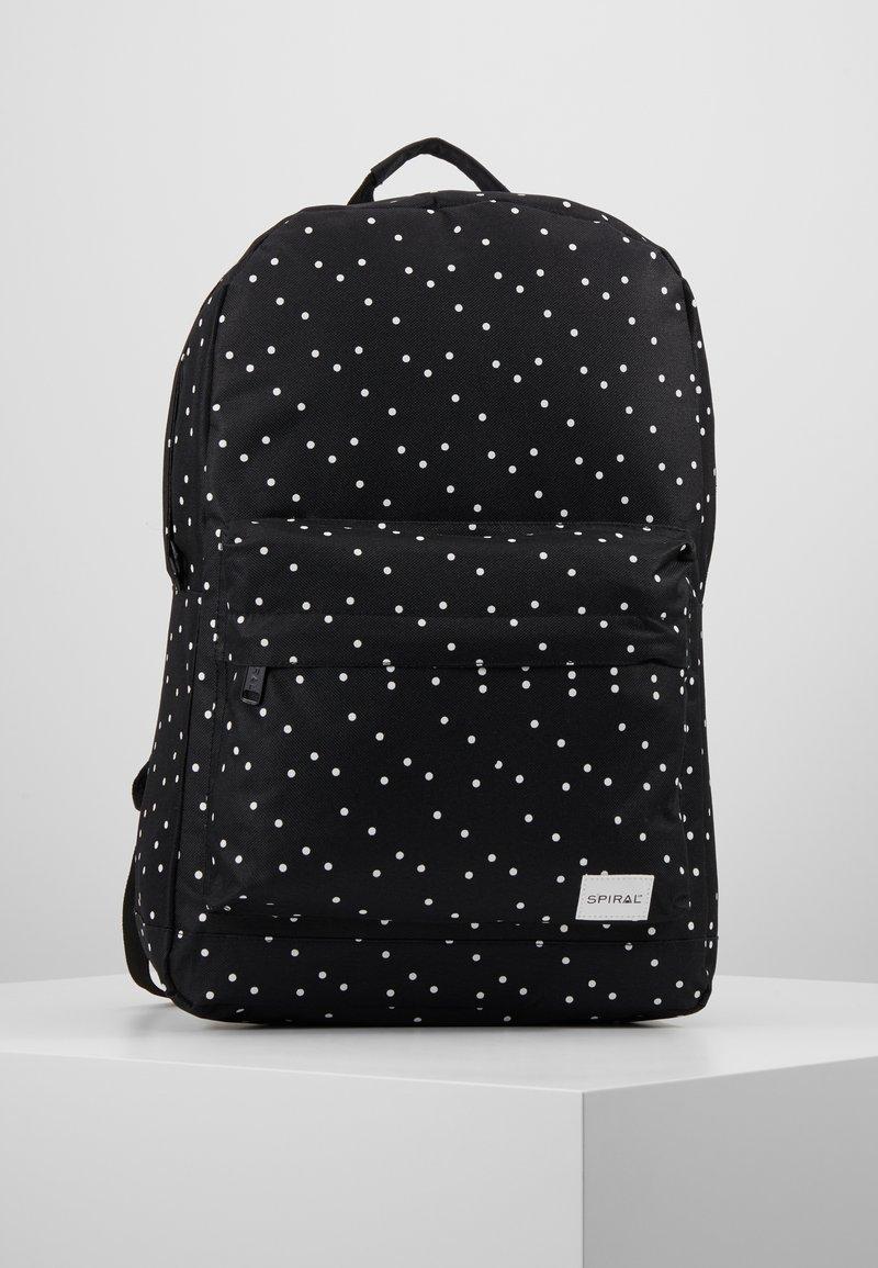Spiral Bags - Batoh - black
