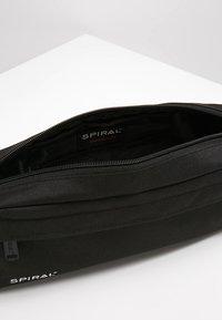 Spiral Bags - CROSSBODY - Bum bag - blackout - 4