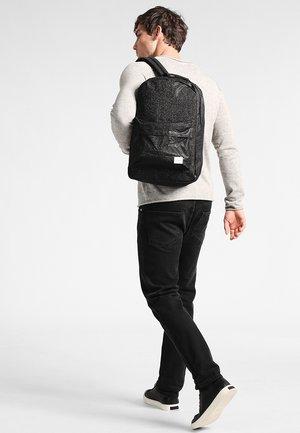 Rucksack - glitter black