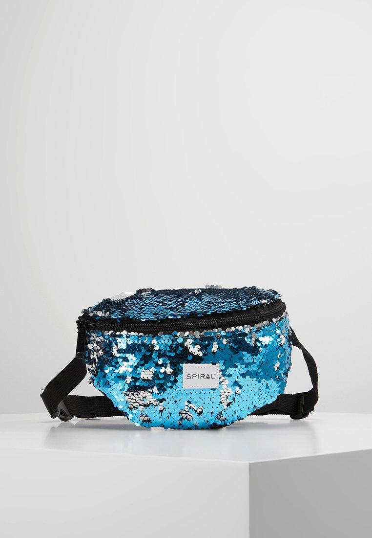 Spiral Bags - HARVARD - Sac banane - mermaid blue