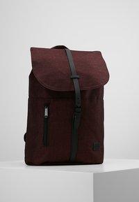 Spiral Bags - TRIBECA - Reppu - crosshatch burgundy - 0