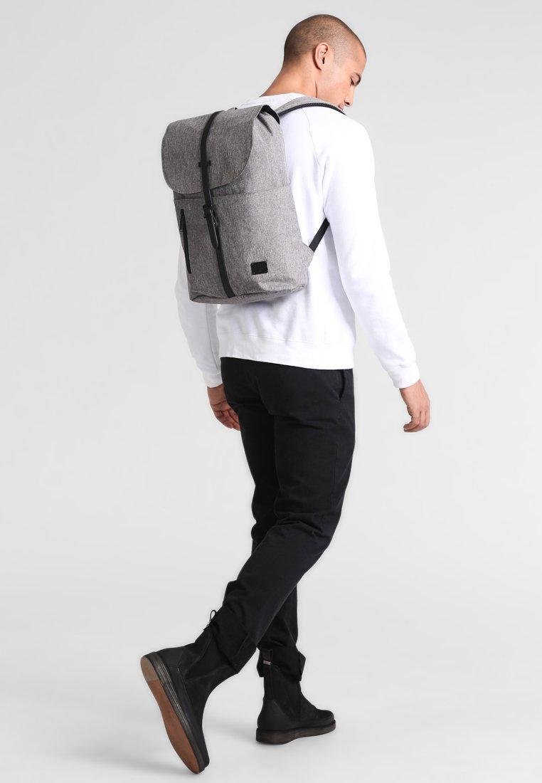 Spiral Bags - TRIBECA - Batoh - mottled black