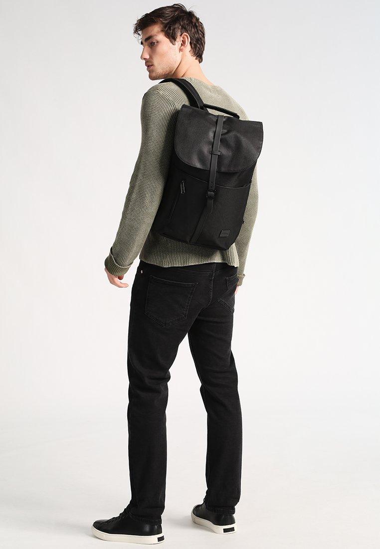 Spiral Bags - TRIBECA - Tagesrucksack - black