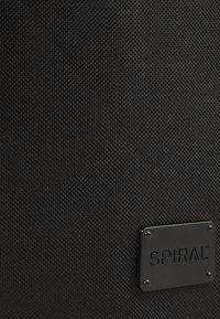 Spiral Bags - TRIBECA - Tagesrucksack - black - 6