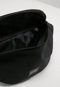 Spiral Bags - CORE BUM BAG - Bältesväska - black - 4