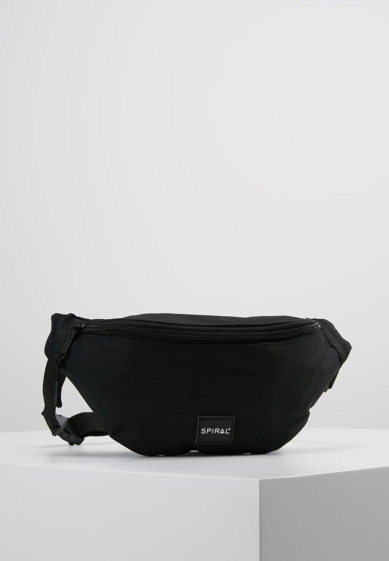Spiral Bags - CORE BUM BAG - Bältesväska - black