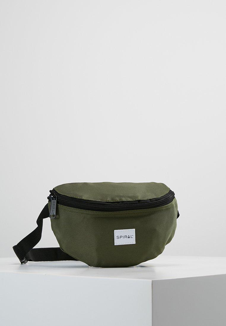 Spiral Bags - PRIME BUM BAG - Marsupio - olive