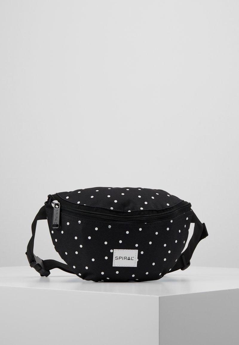 Spiral Bags - PRIME BUM BAG - Marsupio - black