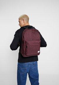 Spiral Bags - Rucksack - chevron burgundy - 5