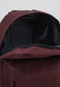 Spiral Bags - Rucksack - chevron burgundy - 4