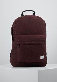Spiral Bags - Rucksack - chevron burgundy - 0