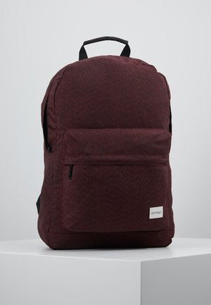 Zaino - chevron burgundy