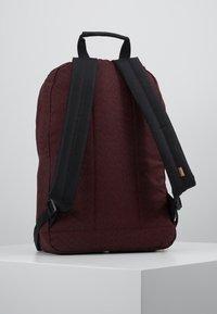 Spiral Bags - Rucksack - chevron burgundy - 2