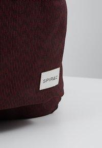 Spiral Bags - Rucksack - chevron burgundy - 7