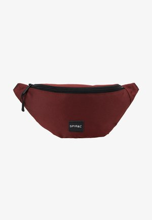 CORE BUM BAG - Ledvinka - burgundy