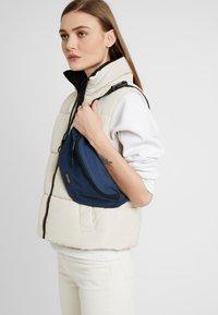 Spiral Bags - CORE BUM BAG - Torba na ramię - navy - 5
