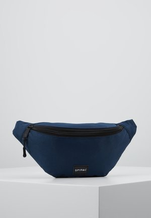CORE BUM BAG - Olkalaukku - navy