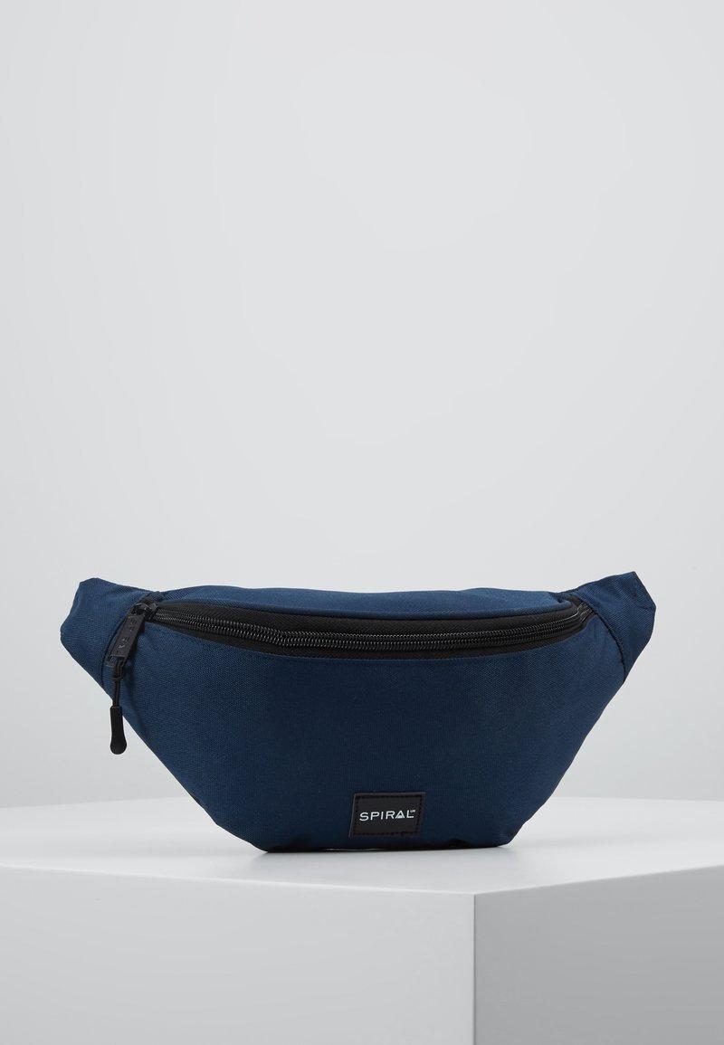 Spiral Bags - CORE BUM BAG - Torba na ramię - navy