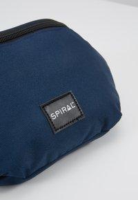 Spiral Bags - CORE BUM BAG - Torba na ramię - navy - 7